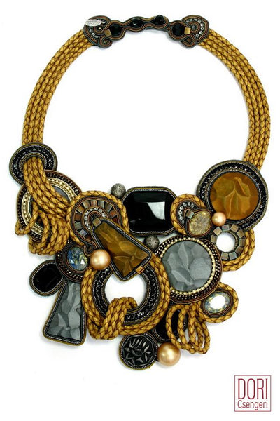 Opera Couture Necklace