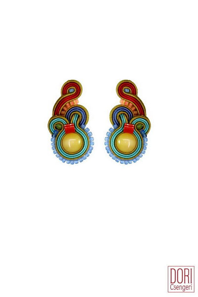 Sheeba Unique Clip-on Earrings