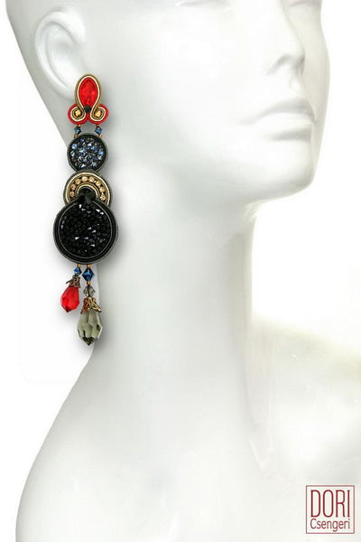 Venetian Dream Statement Earrings