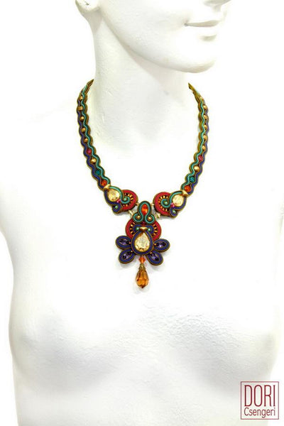 Valse Evening Necklace