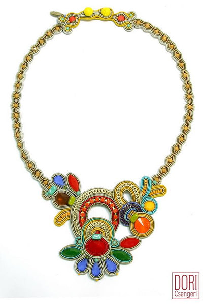 Wonderlust Statement necklace