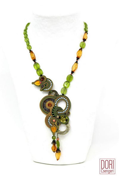 Zephyre Statement Necklace