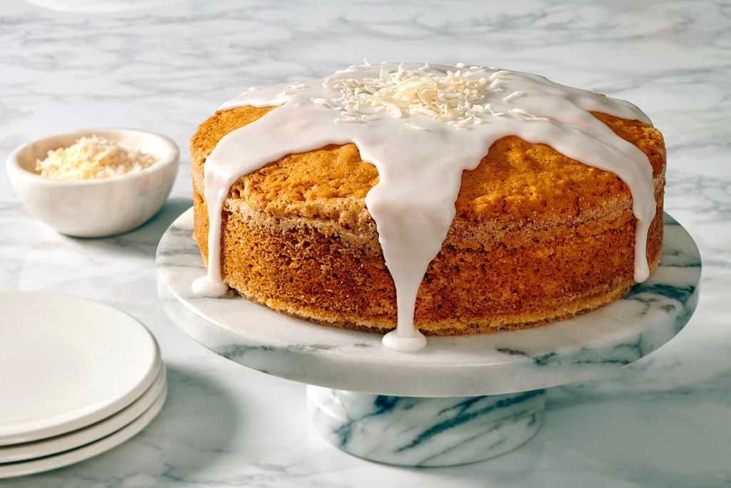 Botticelli Recipe Coconut Cake
