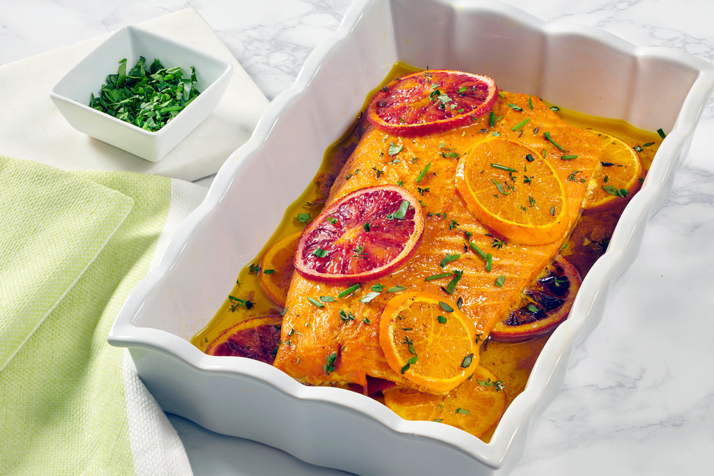 Botticelli Recipe Honey Turmeric Salmon