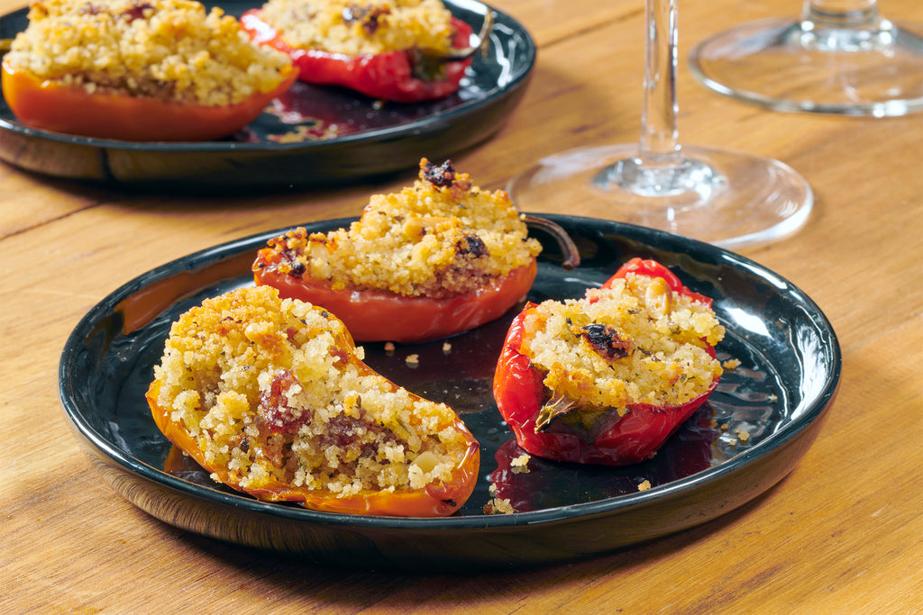 Botticelli Recipe Stuffed Mini Peppers