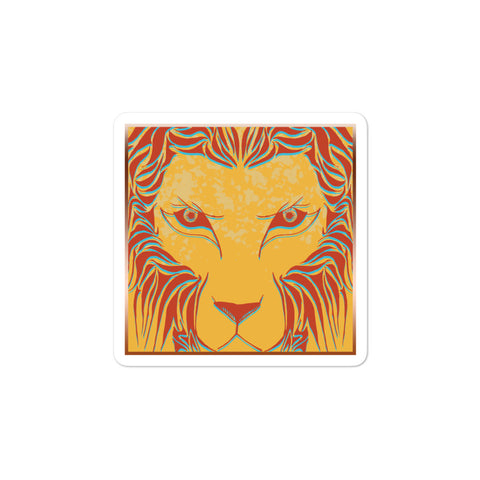 Mufasa sticker