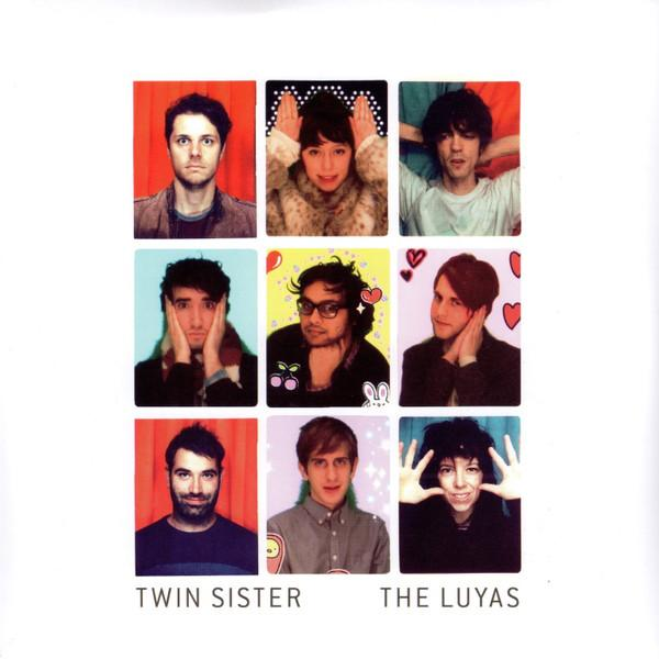 "The Luyas / Mr Twin Sister Split (7"" Vinyl)"