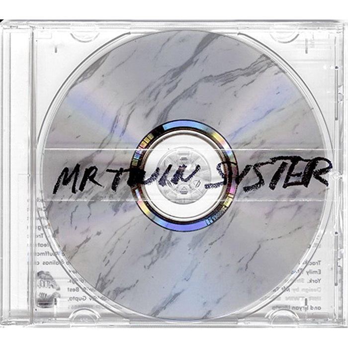 Mr Twin Sister (CD)