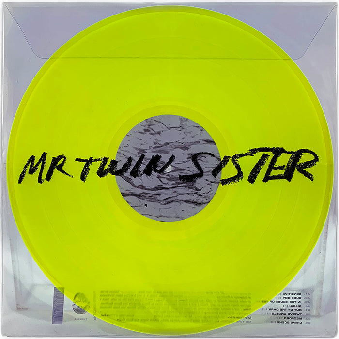 "Mr Twin Sister (12"" Color Vinyl)"