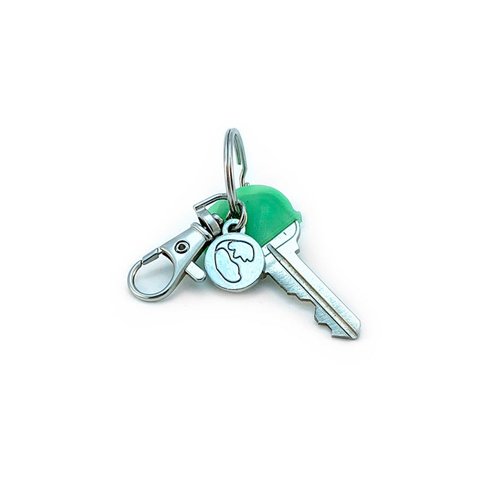 Twin Group Keychain