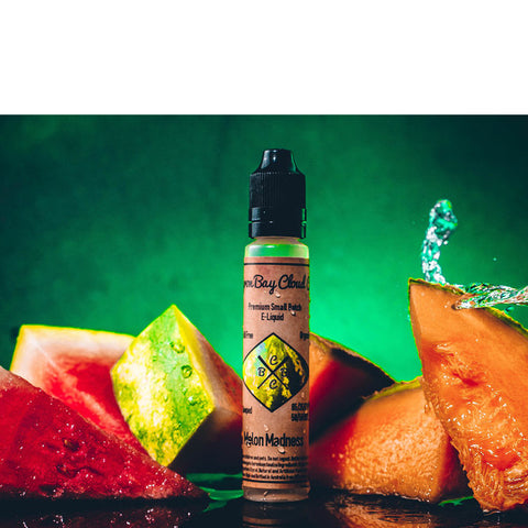 Melon Madness (30ml) - Byron Bay Cloud Co.