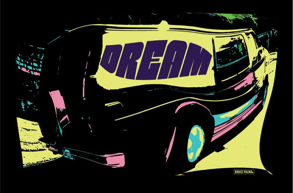 Dream Van Poster