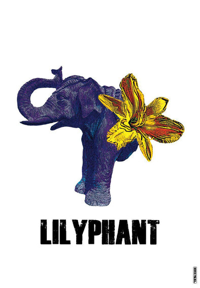 Lilyphant Poster