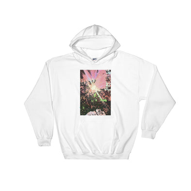 Roses Wild Hooded Sweatshirt
