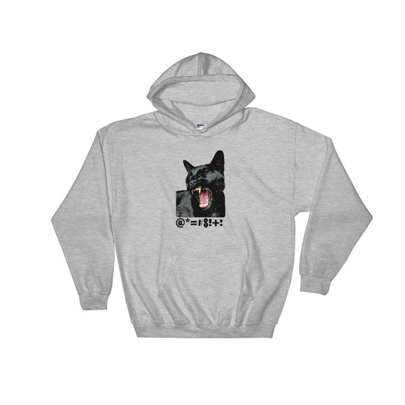 WTF Kitty Hooded Sweatshirt
