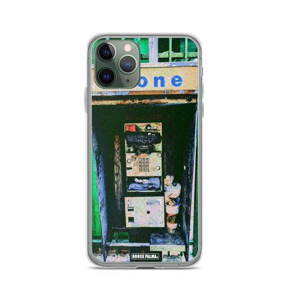 Pay Phone 2 iPhone Case