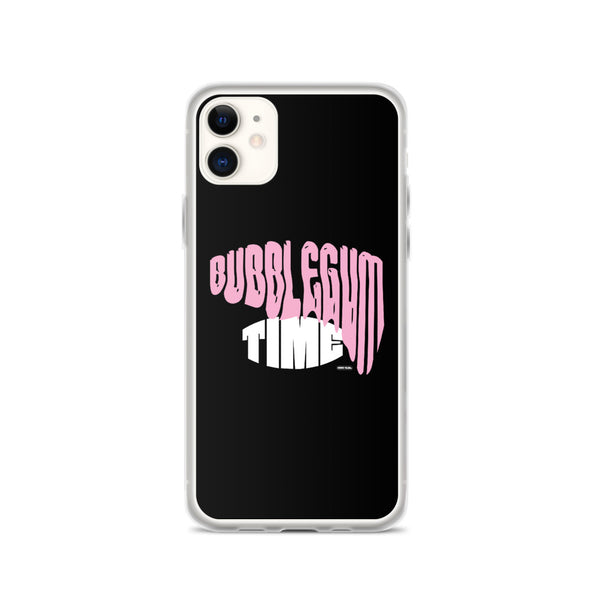 Bubblegum Time iPhone Case