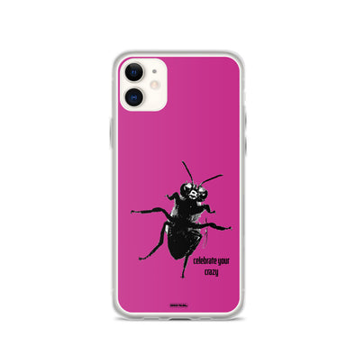 Celebrate Your Crazy iPhone Case