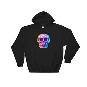 3 Skulls Hooded Sweatshirt
