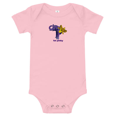 Purple Billy Baby Bodysuit