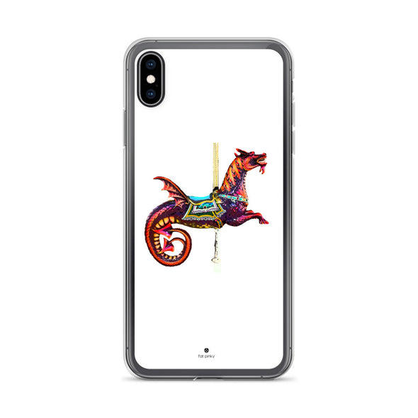 Ride the Dragon iPhone Case