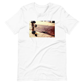 NYC Hydrant Short-Sleeve Unisex T-Shirt