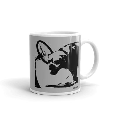 Hot Rod Dog Mug