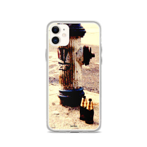 NYC Hydrant iPhone Case