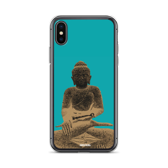 Nozzle Buddha iPhone Case