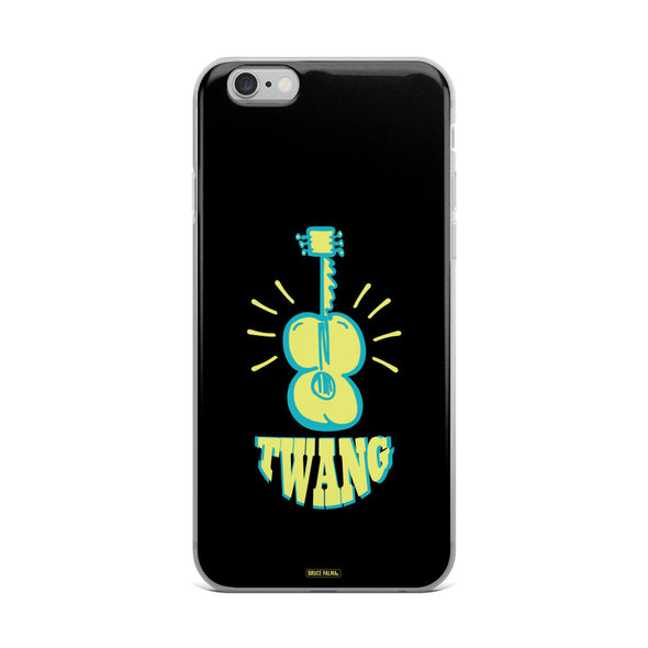 Twang iPhone Case