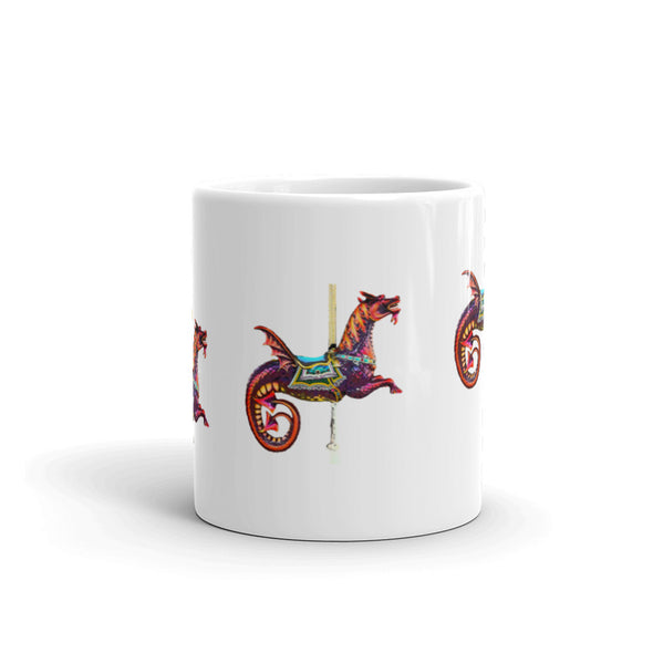 Ride the Dragon Mug
