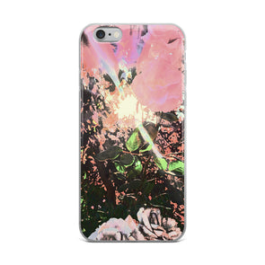 Roses Wild iPhone Case