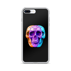 3 Skulls iPhone Case