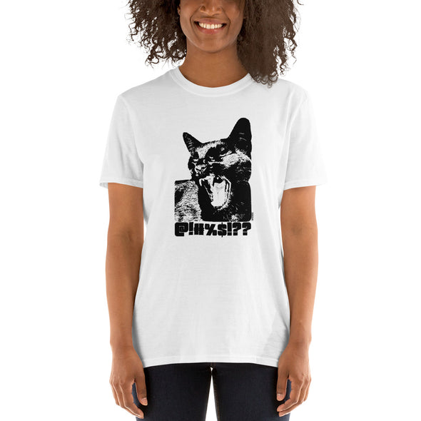 Kitty Talk Short-Sleeve Unisex T-Shirt