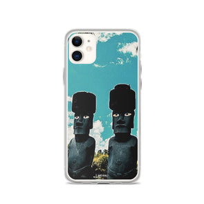 2 Dudes iPhone Case