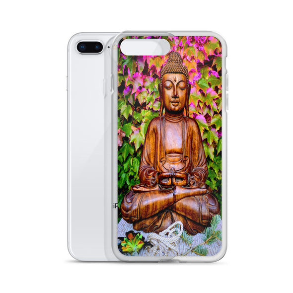 Autumn Buddha iPhone Case