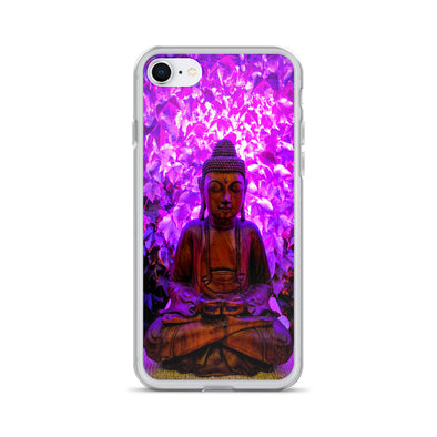 Twilight Buddha iPhone Case