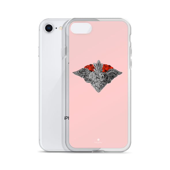 Milagro Rose Pink iPhone Case