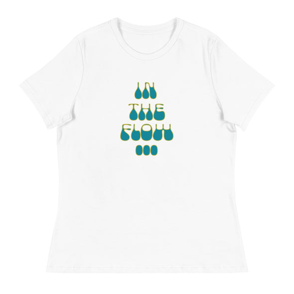 In The Flow Women's Relaxed T-Shirt