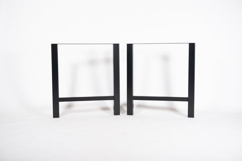 HH. H Shape - Table Legs (Pair)