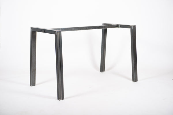ZIGGI. Table Base - For Granite, Quartz, Marble, Glass and Wood Tops.