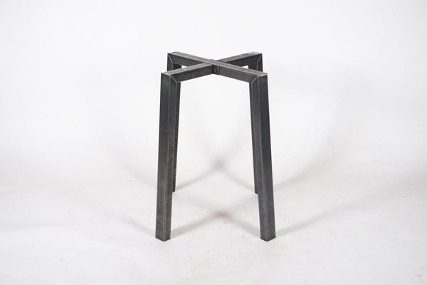 ZIG. Metal Table Base for Round or Square Tops