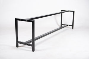 Industrial Bench - Seating Bench, Kitchen Bench, Hallway Seat, Dining Table Seat, Bench Frame