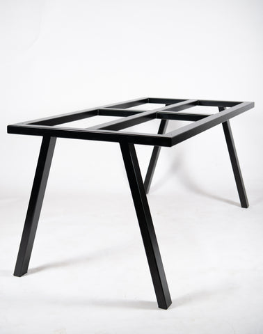 VERNA. Table Base - Suitable for Stone, Glass and Wood.