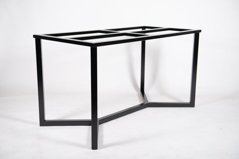 LOTTI. 'V' Shape - Table Base. Suitable for Stone, Glass & Wood