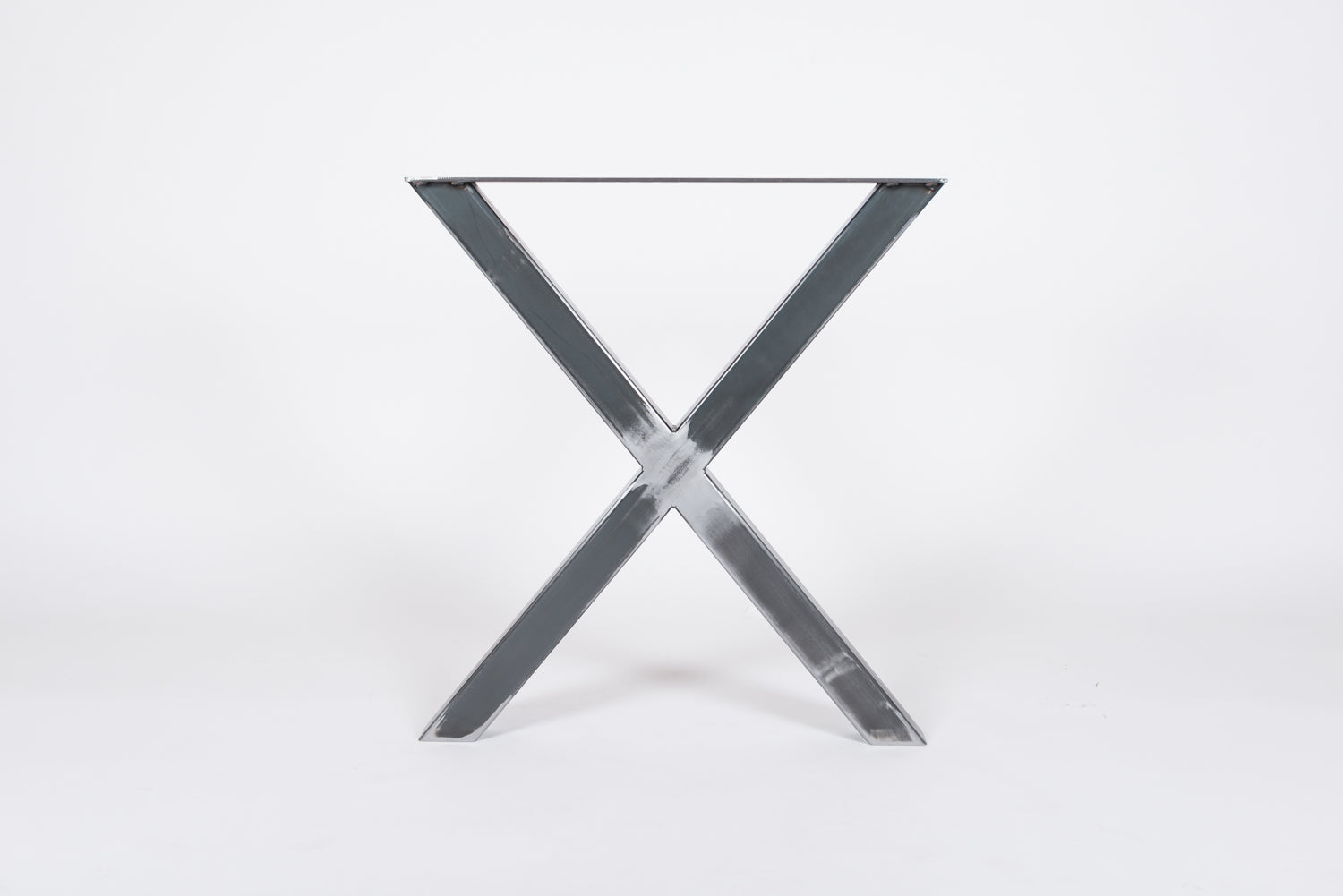 XX - Shape Metal Table Legs (Pair)