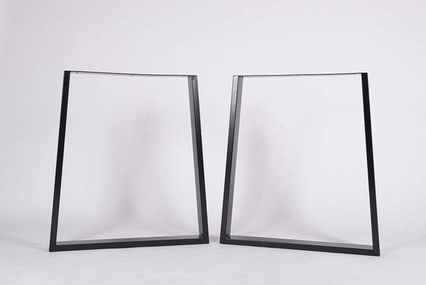 TRAPEZIUM Shape - Table Legs