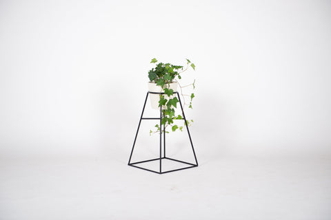 The Eeva - Indoor metal plant stand, plant holder, plant display, pot stand, metal planter