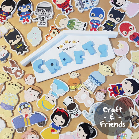 Craft & Friends