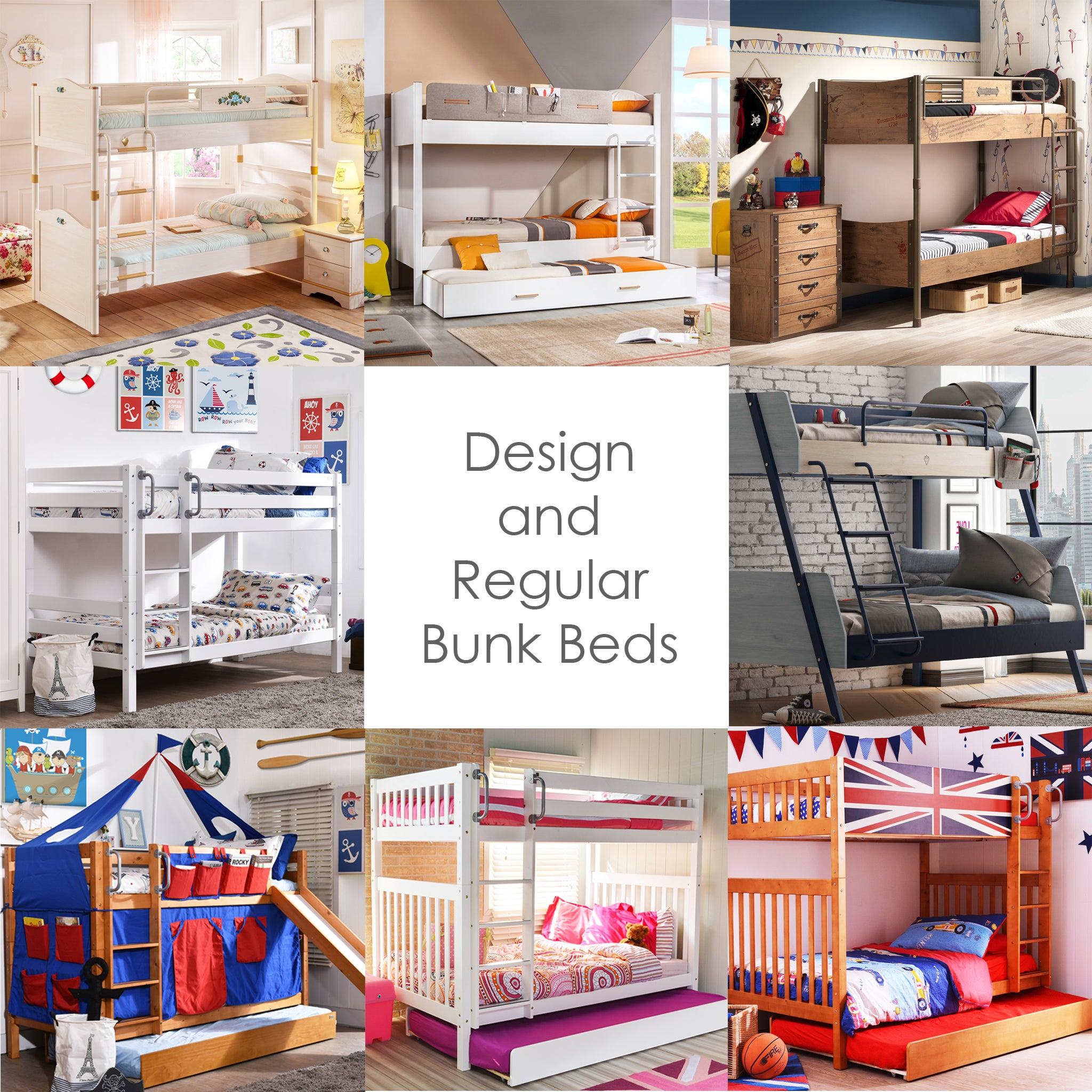 Picture of: Bunk Bed Singapore Double Decker Bed Singapore Kids Haven